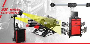 Wheel Alignment Machine Features From ChinaPuli.com