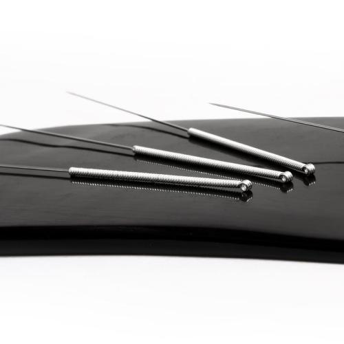 一次性银柄针灸针3