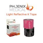 Phoenix Medical Kinesiology Tape Light Reflective