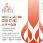 Aura Herbs – Dang Gui Bu Xue Tang Label