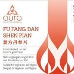Aura Herbs – Fu fang dan shen pian label
