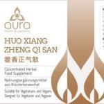Aura Herbs – Huo Xiang Zheng Qi Tang label