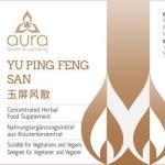 Aura Herbs – Yu Ping Feng San Label