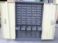 China Metal Parts Storage Cabinet & Drawer Storage Cabinet ...