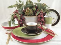 Pickard Colorburst Dinnerware Porcelain China