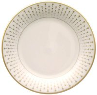 Pickard Constellation Gold White Dinnerware | ChinaRoyale.com