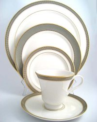 Pickard Cypress White Dinnerware | ChinaRoyale.com