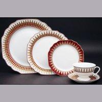Pickard Georgian Autumn White Dinnerware | ChinaRoyale.com