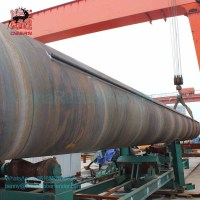 Steel Sheet Pipe Piling at ChinaRubberFender.com