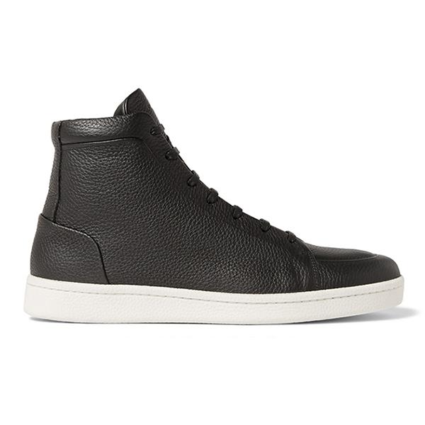 Black High Top Sneakers (3)