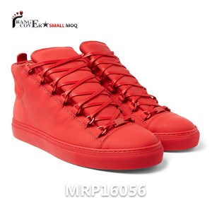 Red High Top Sneakers