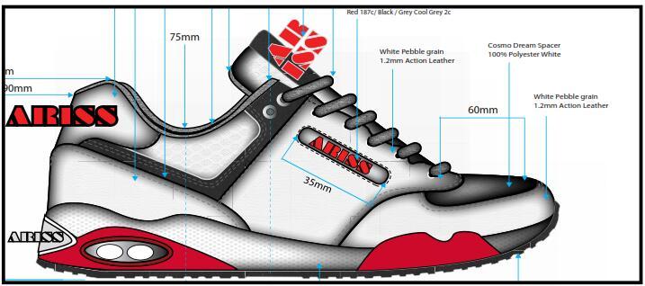shoe development 01