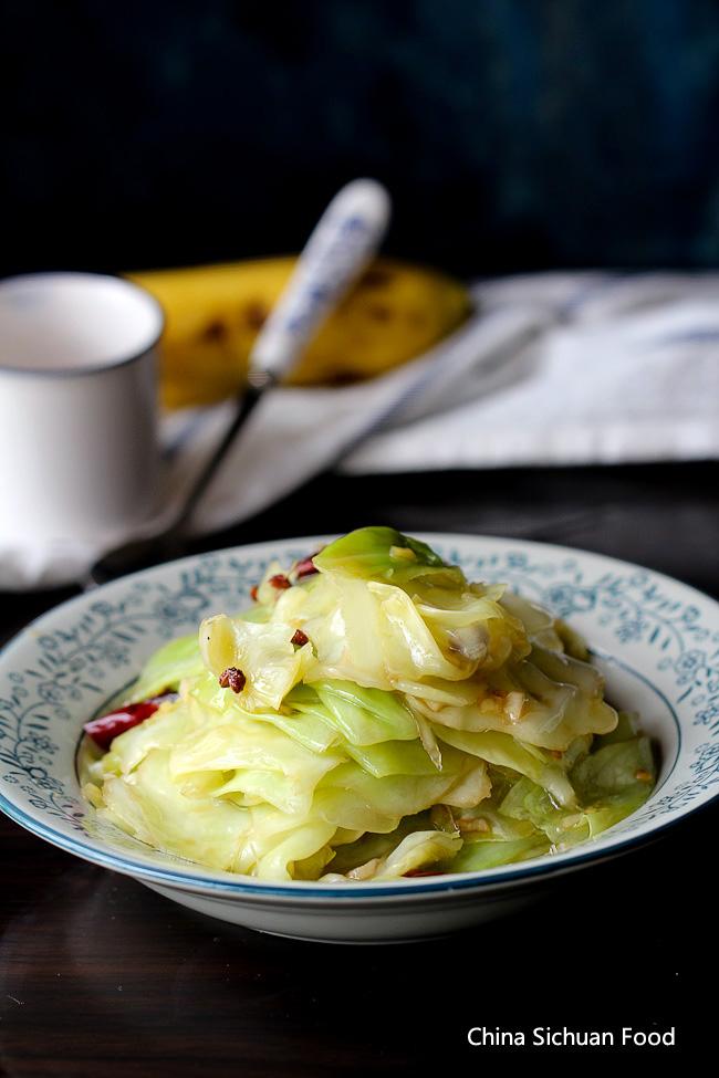 Kielbasa Recipe And Cabbage Fried