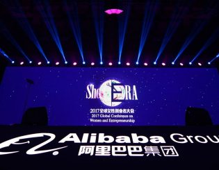 Alibaba Looks to Push the Business World into the