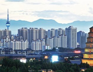Infographic: The Remarkable Disparities Between House Prices in China