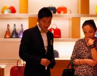 The Truth Behind the Aspirational Growth in Luxury Sales in China