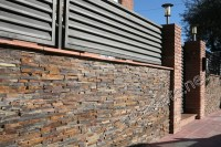 Exterior Stone Wall Tile | Tile Design Ideas
