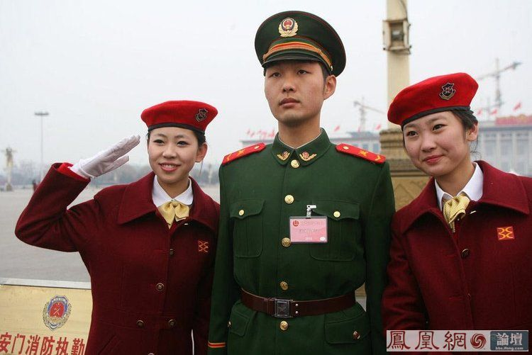 Hostess Girls Of China's 2009 National People's Congress ...