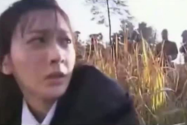 Chinese Heroine Gang Raped By Japanese Soldiers Uses Super Move