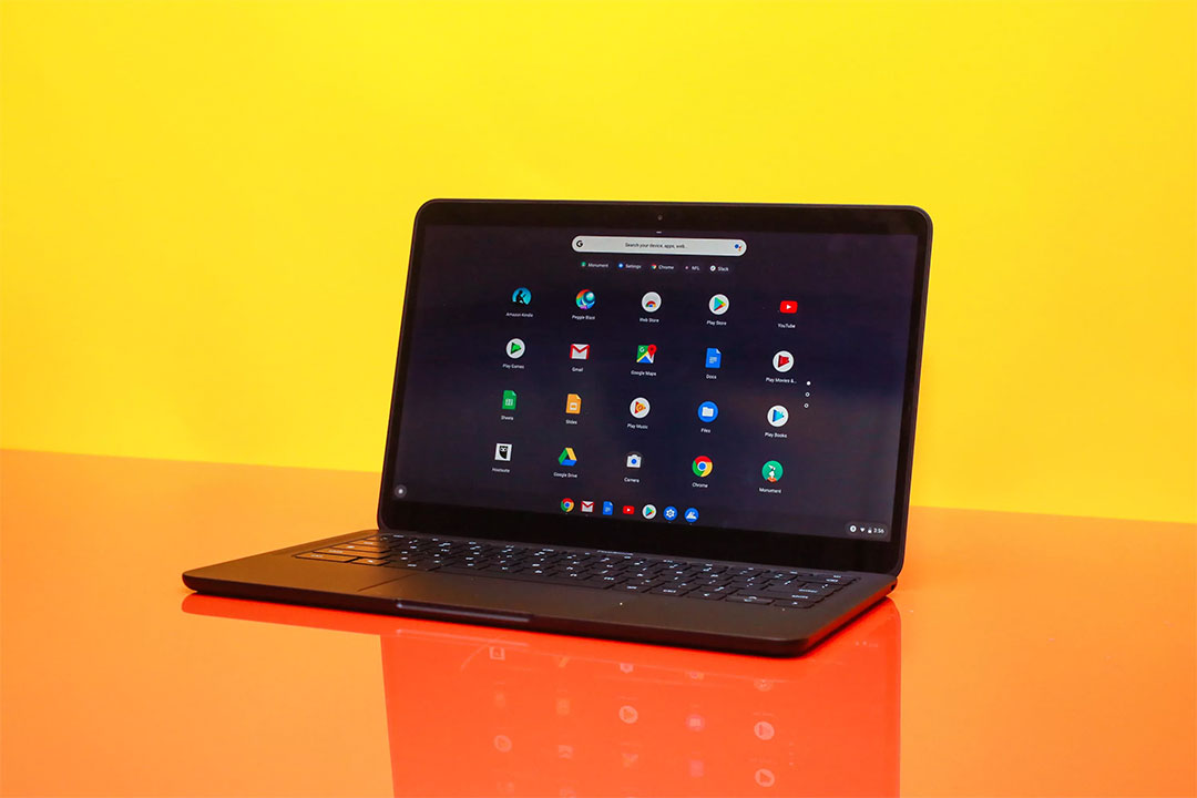 Google Pixelbook Go ufficiale: il Chromebook pensato per la mobilità
