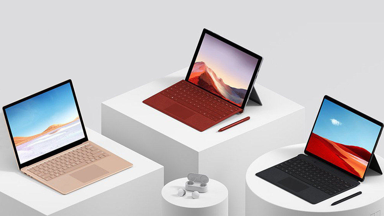 Microsoft fa all-in e presenta Surface Pro 7, laptop 3 e pro X