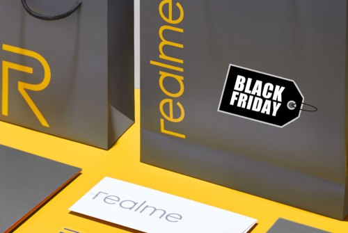 Record di realme per il suo primo Black Friday europeo