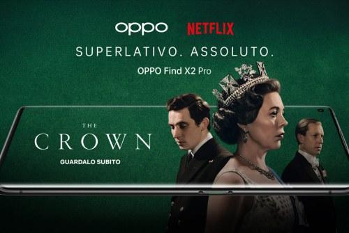 Oppo Find X2 e X2 Pro supportano l'HDR su YouTube, Netflix e Prime Video