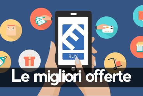 Le migliori offerte, coupon e codici sconto EdWayBuy del giorno da Europa e Italia