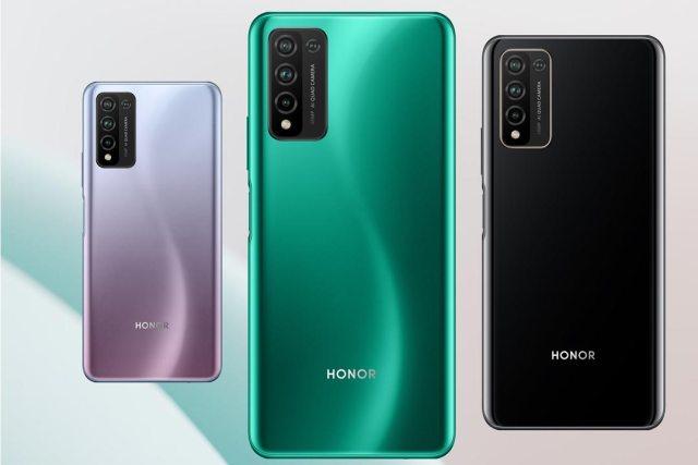 Honor 10X Lite Colori