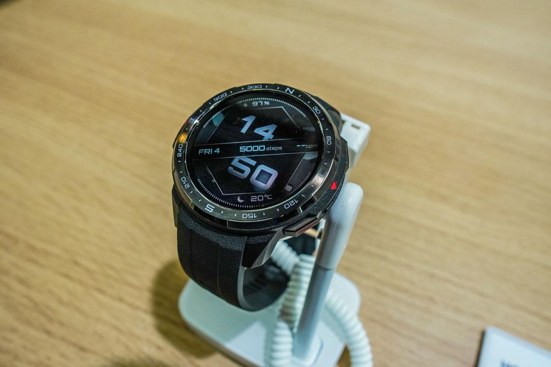 Honor Watch GS Pro: ufficiale il primo rugged di Honor | IFA 2020