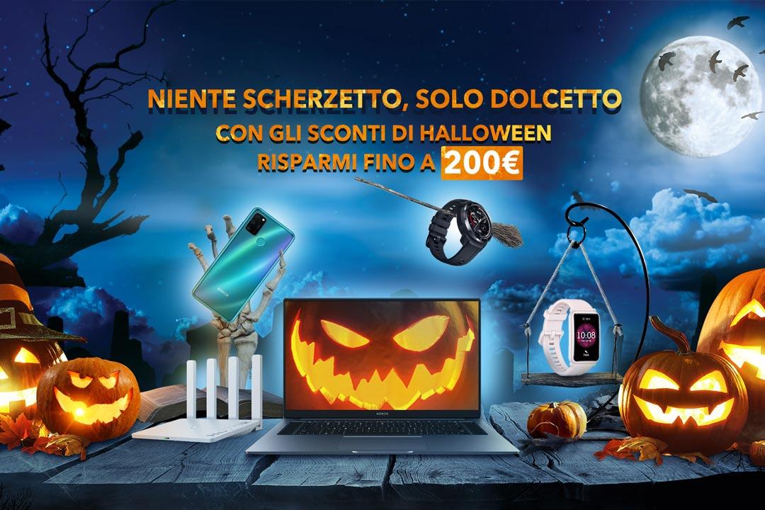 HONOR Halloween 2020: niente scherzetto, solo dolcetto!