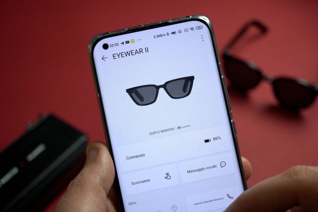 Recensione Huawei Gentle Monster Eyewear 2 AI LIFE