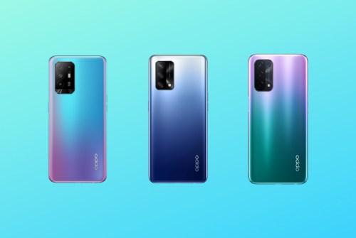 OPPO lancia la nuova serie A: A94 5G, A74 5G e A54 5G