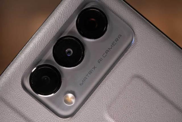 Realme GT Master Fotocamere