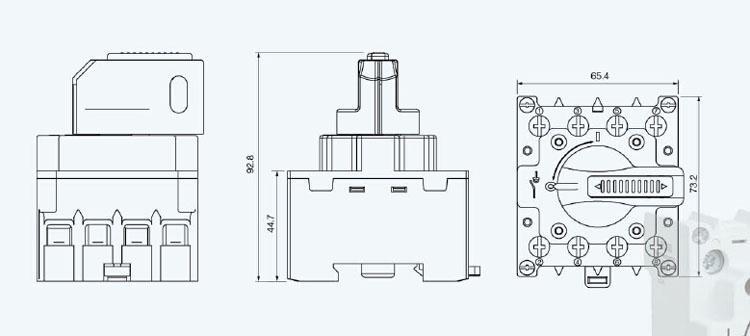 solar combiner box fuse