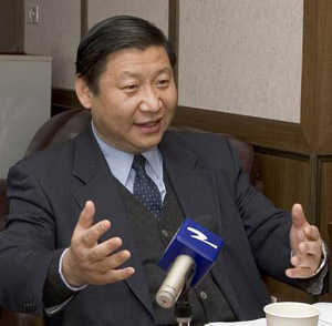 Xi Jinping Chinese vice president Chinas Vice President