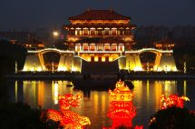 15 Days Central Plains Water Town Tour China Tours