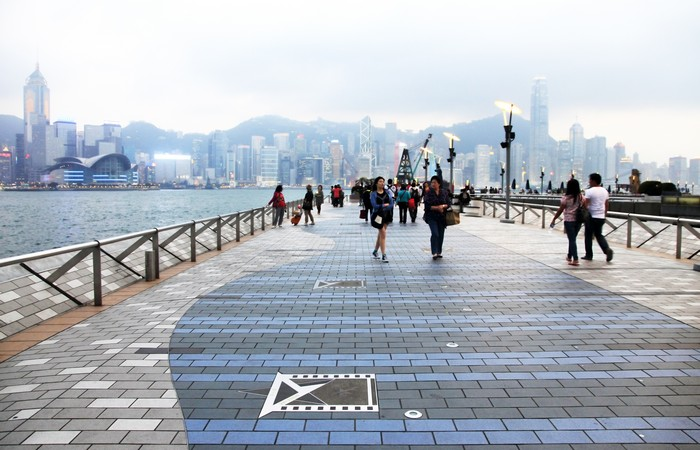 Avenue of Stars Hong Kong. Avenue of Stars Tours. Facts. History. Photos