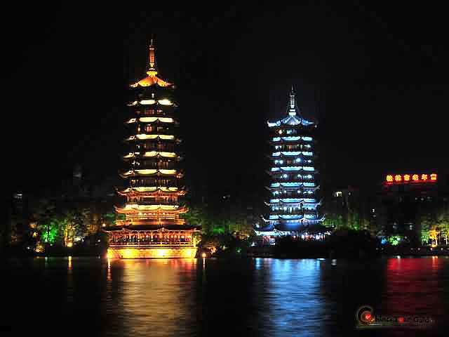Bildergebnis für guilin pagodas