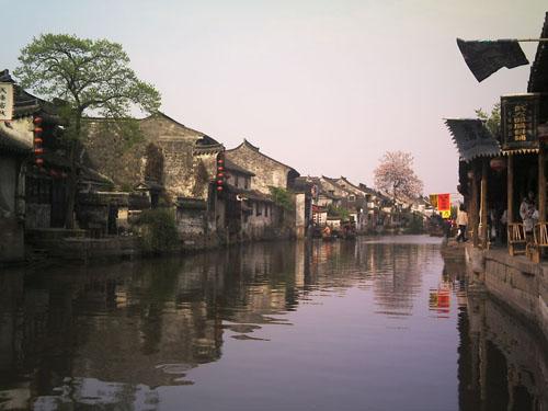 上海観光スポット,西塘古鎮寫真集,上海観光ポイント寫真集