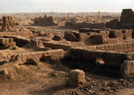 絲路之始 - 秦漢與羅馬:評較中西的皇朝帝國