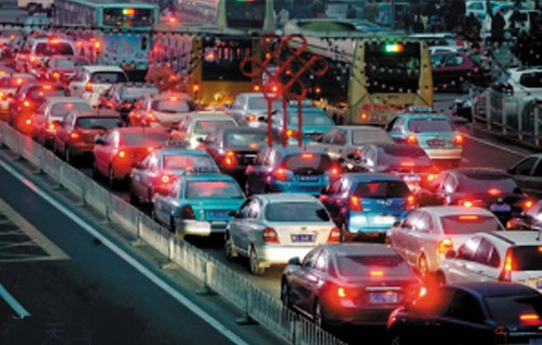 10 China Cities With The Worst Traffic Jams