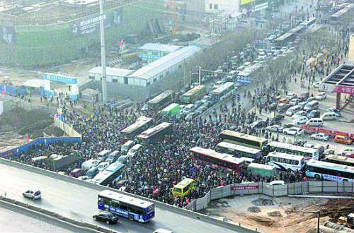 10 China Cities With The Worst Traffic Jams   China Whisper