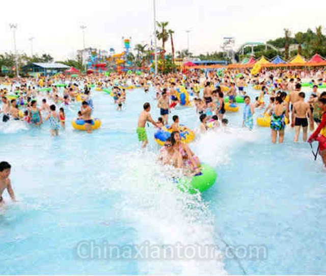 China Xian Tour Would Like To Recommend 2 Popular Water Parks Close To Xian To Help You Spend Some Cool Time In Hot Summer Days