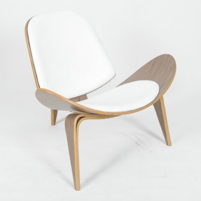 shell chair replica banquet chairs for sale hans j wegner ch07 carl hansen cf814
