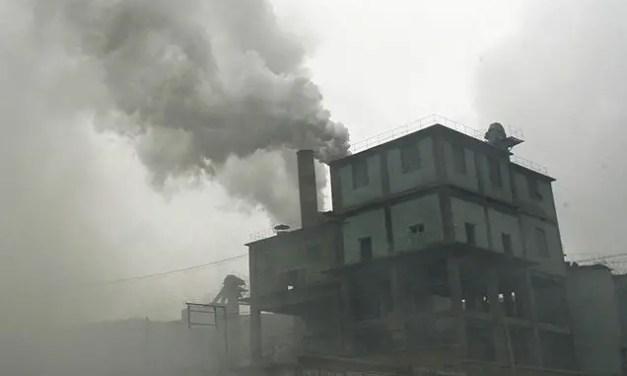 Pékin ferme ses usines pour réduire la pollution