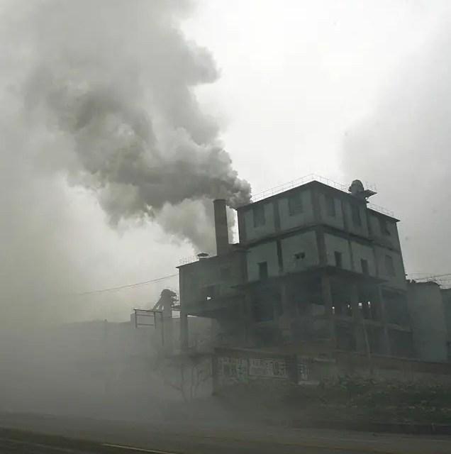 Baisse de la consommation de charbon dans la capitale