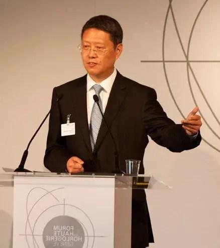 Pour He Yafei, Maurice est une passerelle pour la Chine vers l'Afrique et la ZOI