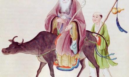 Entre mythe et réalité, la vie et l'œuvre de Lao Zi