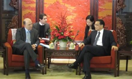 Les chinois très attendus en France